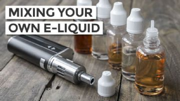 Make your Own E Liquids  | 200ml | 12mg
